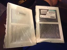 Baseboard return grille x 2 in Aurora, Illinois