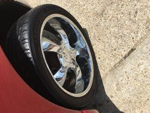"24"" Stonz Rims in Fort Polk, Louisiana"