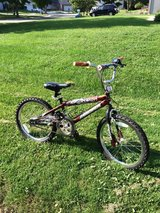 Kids bicycle in Bolingbrook, Illinois