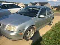 2001 VW Jetta in Fort Campbell, Kentucky