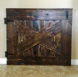 Barn Door Baby Gate in Kingwood, Texas