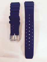 Divers Watch band Polyurethane Rubber Citizen OEM Brand New in Okinawa, Japan