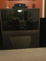 "Mitsubishi 42"" 1080 I Hd  rear projection television in Great Lakes, Illinois"