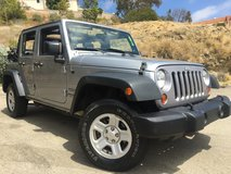 2013 Jeep Wrangler Unlimited 4x4 in Camp Pendleton, California