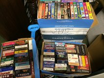 Many, many VHS tapes in great condition. Excellent pricing. in Byron, Georgia
