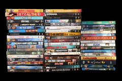 50+ Movies! in bookoo, US