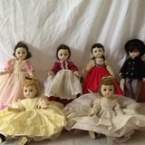 Madame Alexander 14 inch Little Woman Dolls in Lockport, Illinois