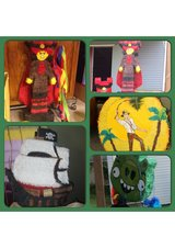 Pinatas to order in Belleville, Illinois