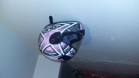 Female motorcycle helmet in Lawton, Oklahoma