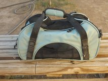 blue canvas and net small animal carrier in Alamogordo, New Mexico