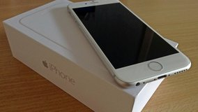 Iphone 6 128Gb white/silver unlocked in Ramstein, Germany