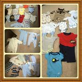 Baby boy clothes in Fort Campbell, Kentucky