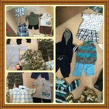 Clothes for  baby boy in Fort Campbell, Kentucky