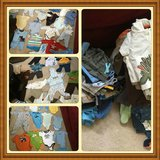 6 to 9 mos baby boy clothes in Fort Campbell, Kentucky