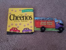 The Cheerios play book plus board books in Glendale Heights, Illinois