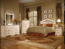 Floor Display- 3pc Washed Pine Bedroom Set in Beaufort, South Carolina