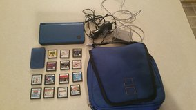 DSiXL with case, games and chargers in Lake of the Ozarks, Missouri