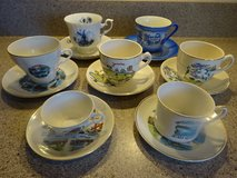 Sets of Travel cups and Saucers in Bartlett, Illinois