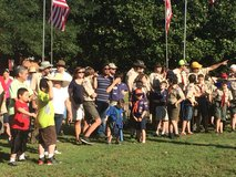 Cubscouts in Warner Robins, Georgia