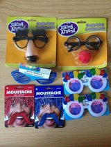 Novelty Glasses & Moustaches in Batavia, Illinois