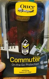 Otter Commuter case for Galaxy S7edge in Naperville, Illinois