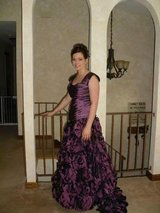 Prom Dress Worn ONCE in Beaumont, Texas