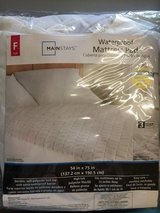 Fitted waterproof mattress pad in Vacaville, California