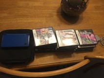 Like new.  Nintendo ds-xl and 15 games in Fort Leonard Wood, Missouri