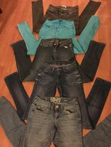 Jeans size 1, 3 & 5 in Camp Pendleton, California