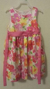 Beautiful flower dress 4T in The Woodlands, Texas