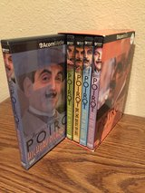 Agatha Christie's Poirot 5-movie DVD series in Kansas City, Missouri
