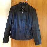 Women's Leather Coat - lamb skin leather in Kansas City, Missouri