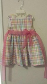Georgeous pink stripes dress in The Woodlands, Texas