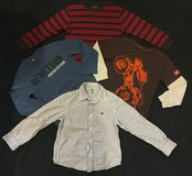 Benetton, Carters Boys Size 5-6 Clothes in Okinawa, Japan