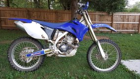 09 Yamaha Yz250f in Fort Campbell, Kentucky