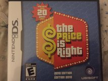 DS game: the price is right~reduced in Ramstein, Germany