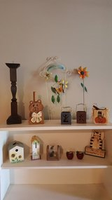 Lot of country crafts in Myrtle Beach, South Carolina