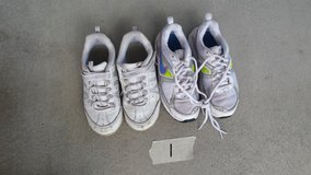 girl shoes size 1 to 2 youth in Wilmington, North Carolina