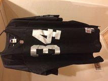 Raiders Vintage jersey in Fort Irwin, California