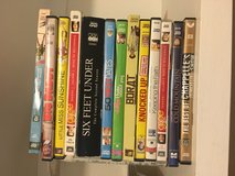 Lots of DVDs in Lawton, Oklahoma