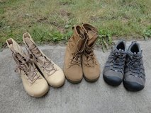 2x Pairs of Nike SFBs, Keen Hiking Boots in Fort Lewis, Washington