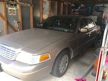 2002 Ford Crown Victoria in Naperville, Illinois