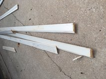 free used wood base moulding in Houston, Texas