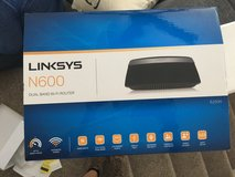 Linksys n600 router like new in Alamogordo, New Mexico