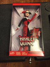 Harley Quinn Barbie doll  H7616 DC Comics Mattel super villain batmatn memorabil in Silverdale, Washington