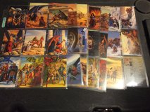 1994 Larry Elmore complete FPG base card set of 90 Fantasy art in Silverdale, Washington