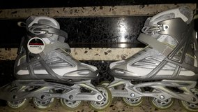 Brand new roller blades in Ramstein, Germany