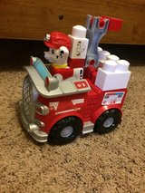 Paw Patrol Marshall Fire Truck in Fort Bliss, Texas