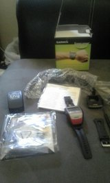 Garmin forerunner 305 w/heart rate like new in box in Lawton, Oklahoma