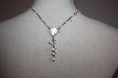 Vintage Pearl Necklace in Ramstein, Germany